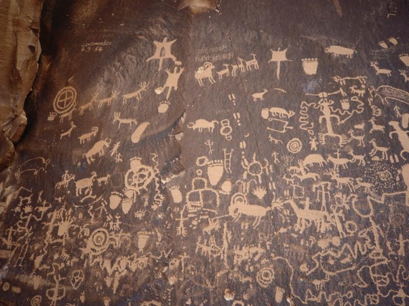 Arizona petroglyph 2