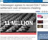 VW Scandal CNN